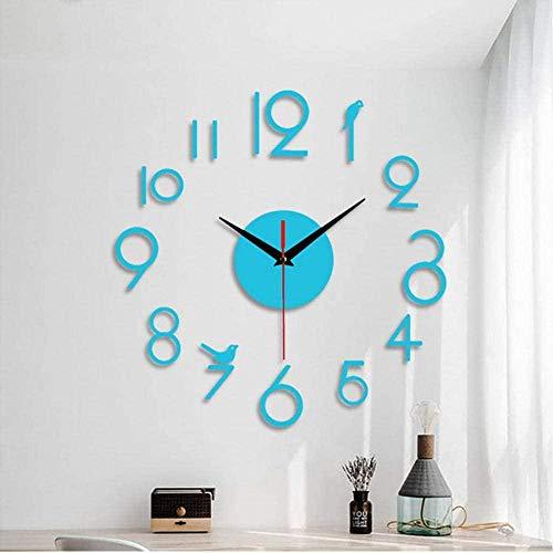 Beautiful Fly Butterflies Silhouette Wall Clock Flew Away Personalised Clock Modern Silent Quartz Animals Timepiece Clock Watch