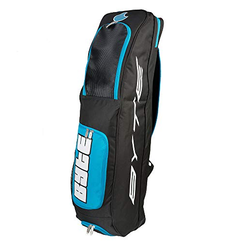 Byte Tour Plus Field Hockey Stick Bag Black Cyan