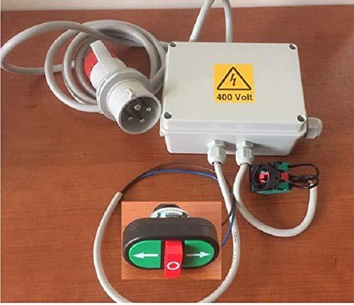 Niederspannungsplatine für Fleischwolf 400 V COMPL. Fleischwolf C/Invers Artikel in Chisko it: HXS6NZE9942