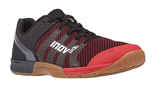 Inov-8 F-Lite 260 Knit Red/Gum UK 9 (US Men's 10, US Women's 11.5)