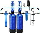 Aquasana AST-WH-C-R EQ Bundle Well water filter, Blue