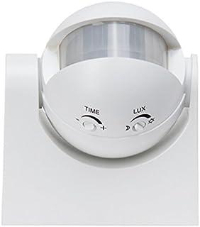 Brilliant Sensor 96193/05 White Plastic Motion Sensor