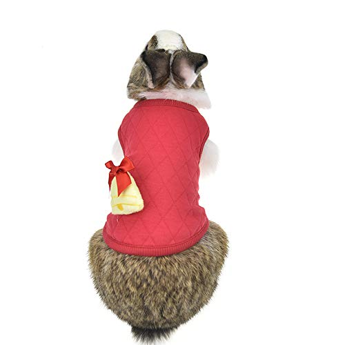FLAdorepet Cute Bunny Rabbit Clothes Small Animal Chinchilla Ferret Guinea Pig Holiday Costume Outfits (XXS, Green)