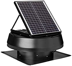 Best Solar Attic Exhaust Fan