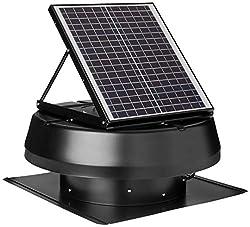 Top 5 Best Solar Attic Fans 2