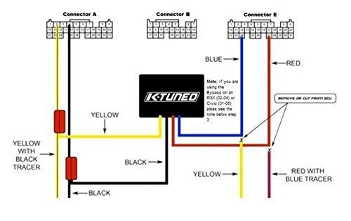 K-Tuned Immobilizer / Multiplexor Bypass Unit K Swap K20 K24 KID-001