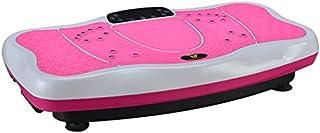 スタイリッシュジャパン(stylishjapan) スリミング 振動ステッパー X字型 音楽プレイヤー機能付 (ピンク)