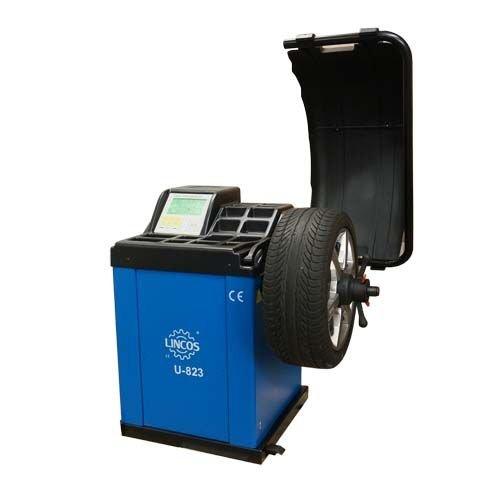 Lincos - Automatische Reifenwuchtmaschine