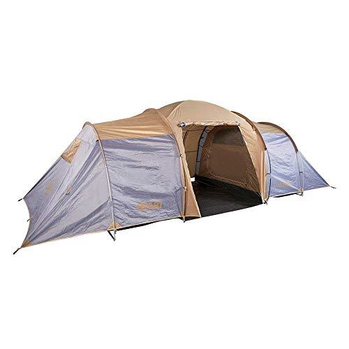 COLUMBUS Tienda de Campaña INARI 8 | Tienda de Camping Familiar para 8 Personas con...