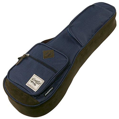 Ibanez Gurt für Akustikgitarren GSQ50Quick Ukulele - Soprano 0 marineblau