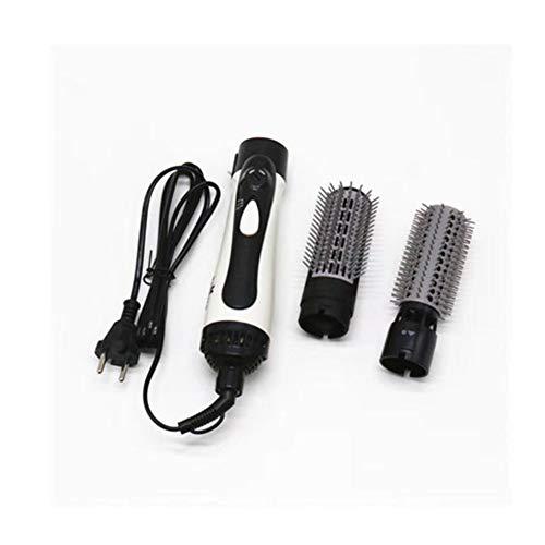 Elektrischer Kamm tragbarer negativer Ionenvibrationsmassage-Kopfhautkamm geeignet für alle Haare, Kämmen, Dekompression, antistatischer natürlicher Glanz