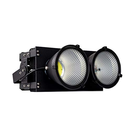 H-XH Foco Proyector LED, 500W/1000W/1500W lámpara de Torre Impermeable al Aire Libre Lámpara de Seguridad súper Brillante Túnel Luz de proyección Impermeable (Color : 500W)