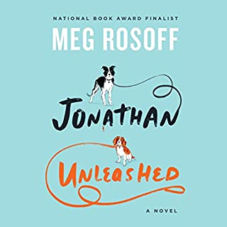Jonathan Unleashed audiobook cover art