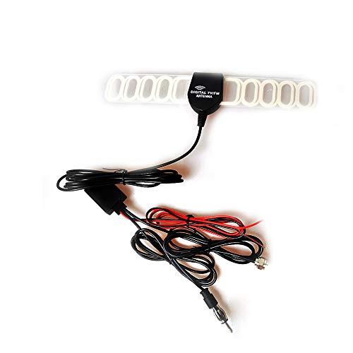 E-KYLIN Car Automobile TV Radio FM Antenna Signal Amplifier Booster