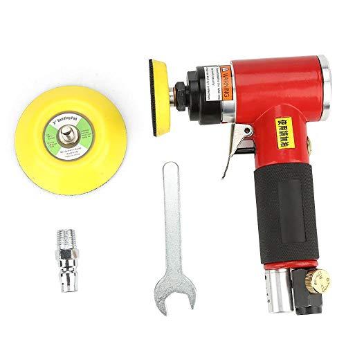 Polijstmachine, pneumatisch slijpgereedschap, 1/4 inch, pneumatische lucht, slijper, polijstmachine, polijstmachine, met 3/4 inch slijpschijf M8
