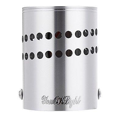 GAG-Spots muraux@1w LED fonctionnalité intégrée moderne / contemporaine electroplated pour LED includedambient ampoule lightflush support mural , 220-240v