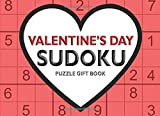 Valentine's Day Sudoku Puzzle Gift Book: Valentine Puzzles for Her or Him (Special Occasion Gift Books)