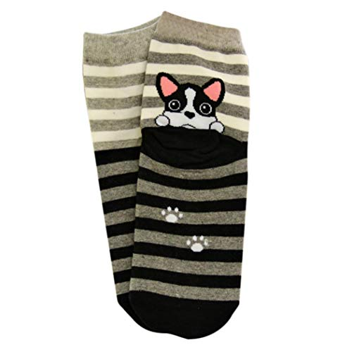 Socks, FORUU Sales 2020 Winter Warm Under 10 Best Gift Cute Lovely Cartoon Animal Zoo Ladies Girls Cotton Warm Soft Sox