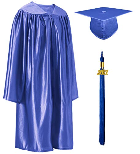GraduatePro Graduacion Birrete Infantil Toga Niño Niña Regalo Jardín de Infancia Preescolar Fotografía