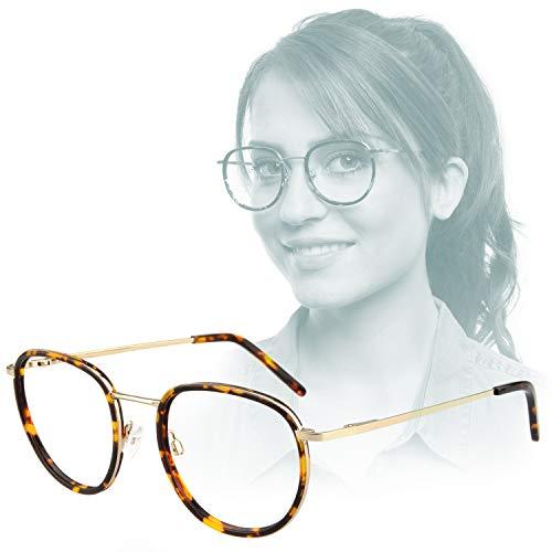 Edison & King Panto - Retro: Gil - de stijlvolle leesbril met premium glazen