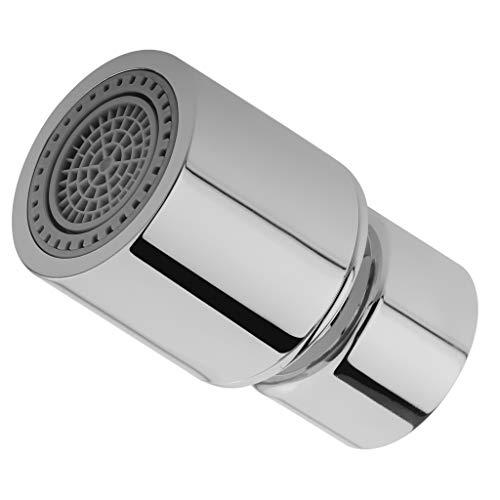 Sharplace Aireador de Grifo de Agua Material Latón Boquilla de Mezclador Filtro para Lavabo Fregadero - Giratorio hembra