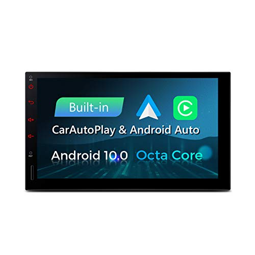 XTRONS 7' Android 10 Car Stereo Double DIN Head Unit GPS Navigation...