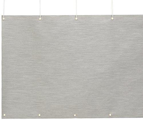 Angerer Balkonbespannung Style Granit, Höhe 75 cm, Länge 6 Meter, 3318/005_600
