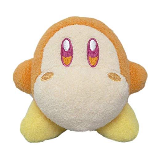 Little Buddy 1686 Kirby 25th Anniversary Waddle Dee 5' Plush, Multi-Colored