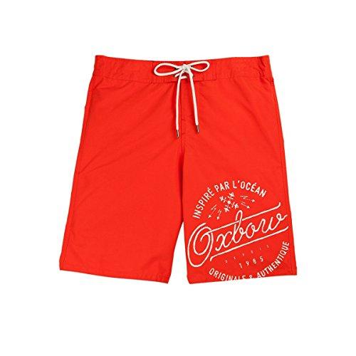 OxbOw, Boxer da Mare Uomo, Rosso (Flamboyant), 28