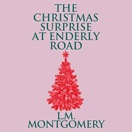 The Christmas Surprise at Enderly Road audiobook cover art