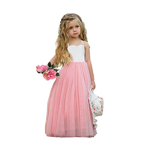 Girls Dresses Tulle Princess Dress Now $9.95 (Was $20)