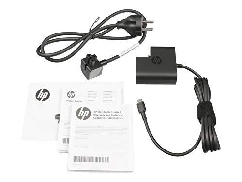 HP Spectre x2 12-a000 Original USB-C Netzteil 45 Watt