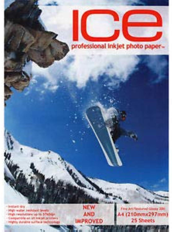 ICE Fotopapier, strukturiert, glänzend, A4, 200 g m², 400 Blatt B07NS5YCBN  | Viele Stile