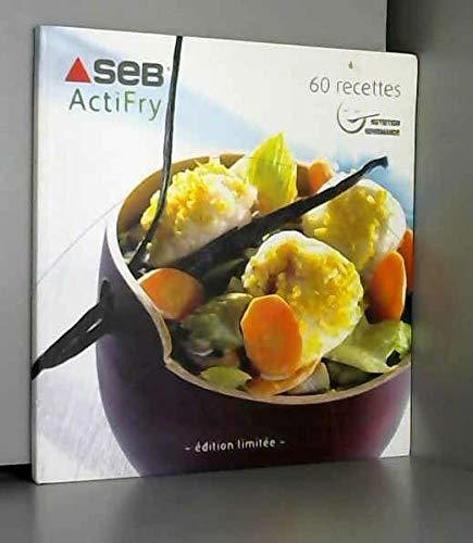 Seb Actifry 60 recettes édition limitée
