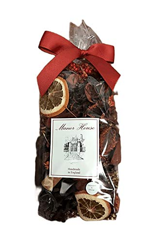 The Manor House Bag of Cinnamon and Orange Scented Potpourri
