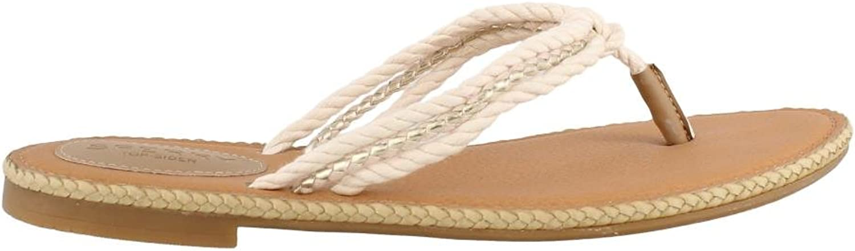 Sperry Top-Sider Woherren Anchor Coy (Boxed) Flat Sandal, Natural Gold, 7 M US  | Neuartiges Design