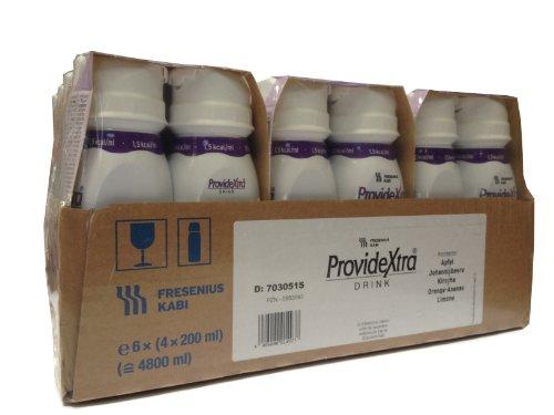Provide Xtra Drink Mischkarton, 24X200 ml