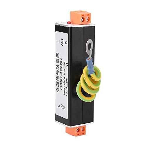 Soppressore Sovratensione, Presa Salvafulmine LAN Network, Surge Protector, Gigabit Protezione Sovratensioni, Scaricatore Di Sovratensione Ethernet Per Alimentazione CC CA CCTV