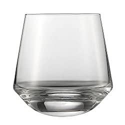 Schott Zwiesel Tritan Crystal Glass Pure Barware Collection Dancing Party Tumbler Cocktail Glass, 13