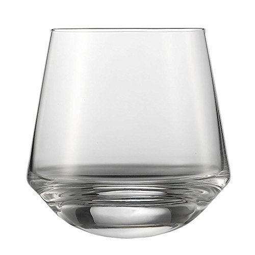 Schott Zwiesel BAR Special 6-teiliges Glasset Dancing Tumbler, Tritan Kristalglas, Transparente, 9.6 cm, 6