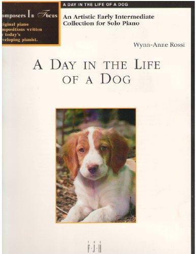 A Day in the Life of a Dog (A Day In The Life Piano Sheet Music)
