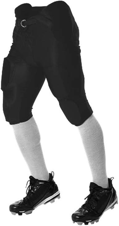 Alleson Adult Practice Football Pant Grey XL 610SL 610SL-GR-XL