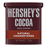 Hershey's Cocoa - Natural Unsweetened, 225 G
