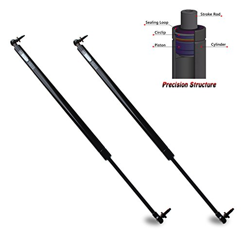 Beneges 2PCs Liftgate Lift Struts Compatible with 2001-2007 Chrysler Town & Country, 2001-2003 Chrysler Voyager, 2001-2007 Dodge Caravan/Dodge Grand Caravan Tailgate Supports Shocks 4894554, 4535