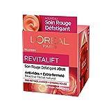 L'Oréal Paris - Revitalift - Soin Rouge Défatigant - Anti-Rides & Eclat - 50 mL