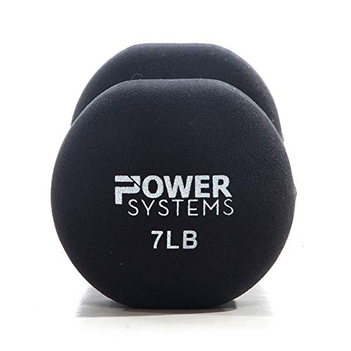 Power Systems Premium Neoprene Dumbbell (7)
