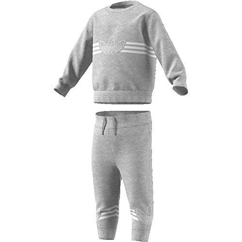 Survêtement Kid Adidas Outline Crewneck