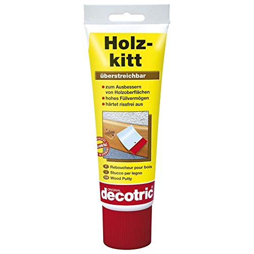 DECOTRIC HOLZKIT T NATURBR.400GR 0082