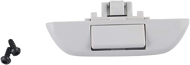 Rear Sunroof Shade Handle Light Gray Fit For Audi Q7 2007-2015 4L0898924B