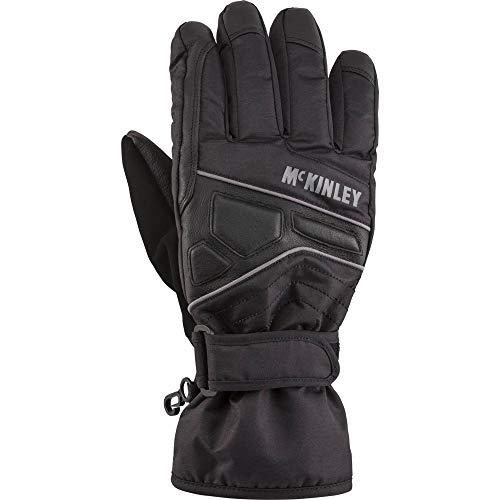 McKINLEY Herren Morrello Handschuhe, Black Night/Black NI, 11